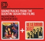 Pulp Fiction / Reservoir Dogs Soundtracks From The Quentin Tarantino Films (2 CD) Формат: 2 Audio CD (DigiPack) Дистрибьюторы: Universal International Music B V , ООО артикул 539s.